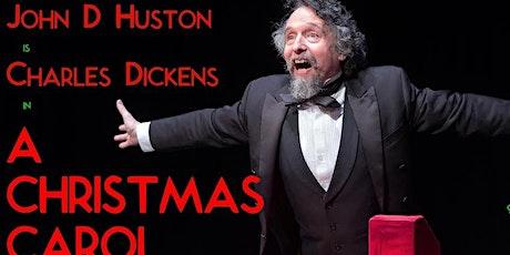 A Christmas Carol DEC 23 Matinee TETT SPECIAL tickets