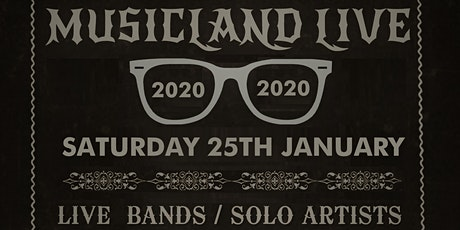 MUSICLAND LIVE 2020 tickets