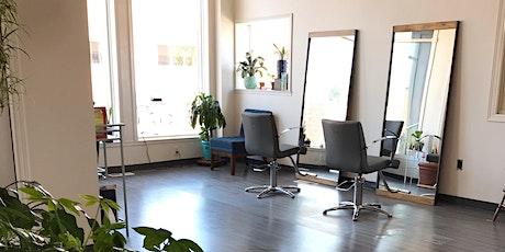 Open Studio at Nice Hair Salon tickets