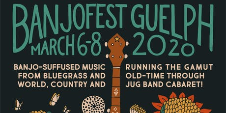 Banjofest 2020 Weekend Pass tickets