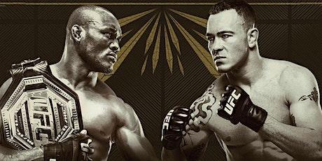UFC 245 Usman vs. Covington at Satellite Tavern tickets