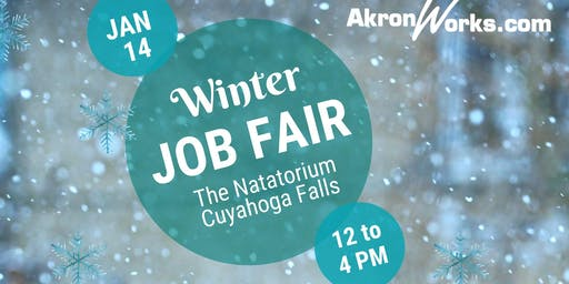 AkronWorks.com Winter Job Fair