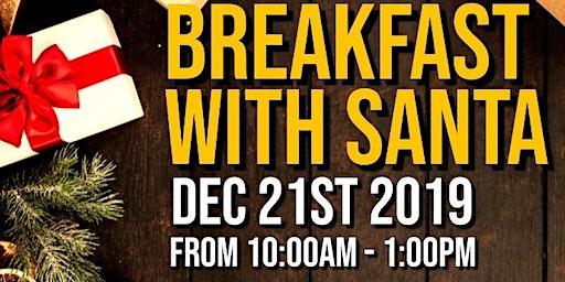Breakfast with Santa Detroit Vendor Registration
