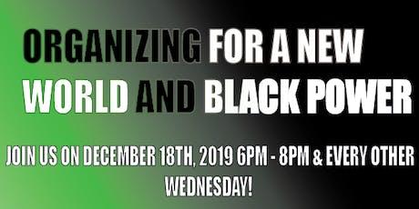Uhuru Means Freedom: Black Power Blueprint tickets