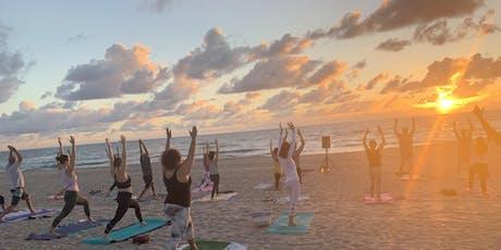 Sunrise Beach Yoga Delray Beach 12/14 tickets