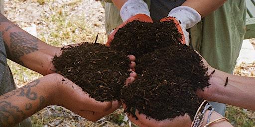 East Wind Community Garden Compost Workshop