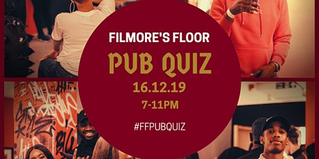 Filmore's Floor Pub Quiz tickets