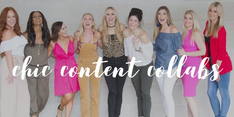 Chic Content Collabs tickets