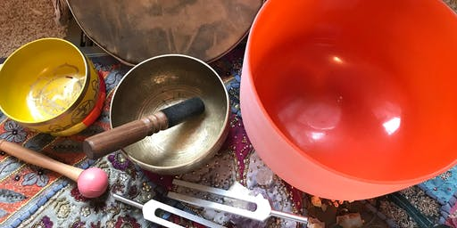 Sound Bath Meditation & Karma Clearing