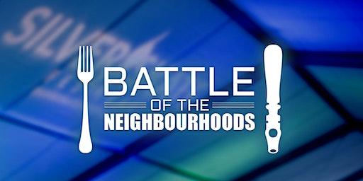 Battle of the Neighbourhoods at Silver Skate Festival