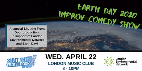 Earth Day Improv Comedy Show tickets