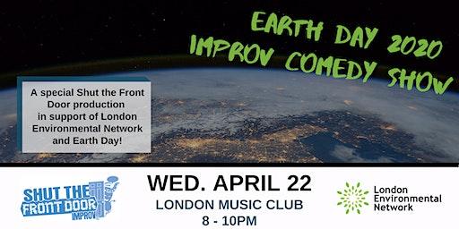 Earth Day Improv Comedy Show