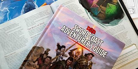 Adventurers Guild tickets