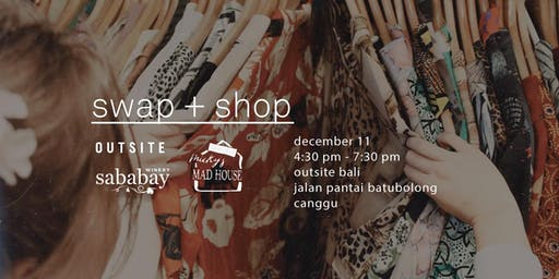 Swap + Shop