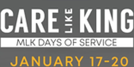 4th Annual MLK Days of Service Kick-Off Event tickets