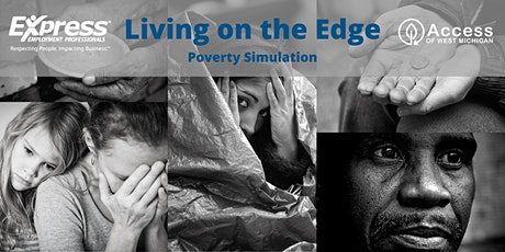 Living on the Edge - Poverty Simulation tickets