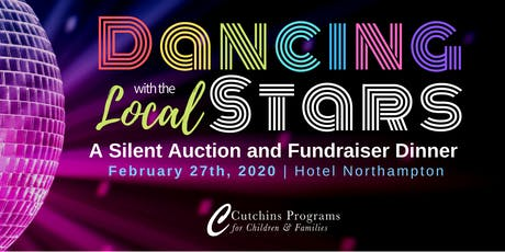 Dancing with the Local Stars: Silent Auction and Fundraiser Dinner tickets