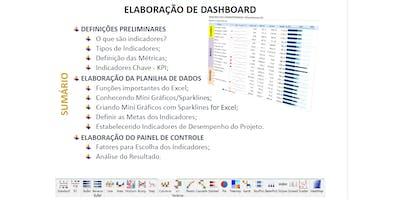 Workshop Elaboração de Dashboard (8 horas)