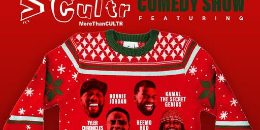 More Than CULTR Live : An Ugly Sweater Affair
