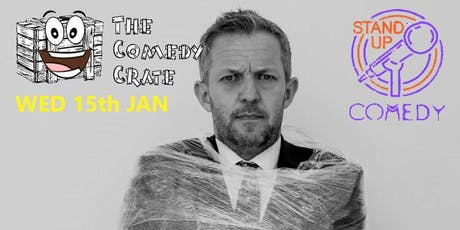The Comedy Crate at Baroque tickets