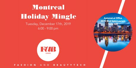 FaB Holiday Mingle tickets