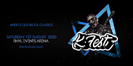 K-Fest - Indie / Old Skool Classics (Saturday) tickets