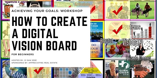 Digital Vision Board Workshop