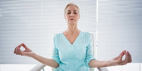 Gentle Chair Yoga for Pre-Holiday Stress Relief tickets