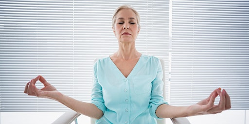 Gentle Chair Yoga for Pre-Holiday Stress Relief