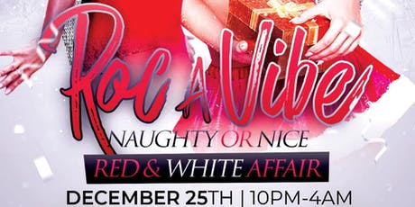 Rock A Vibe Red & White Affair tickets