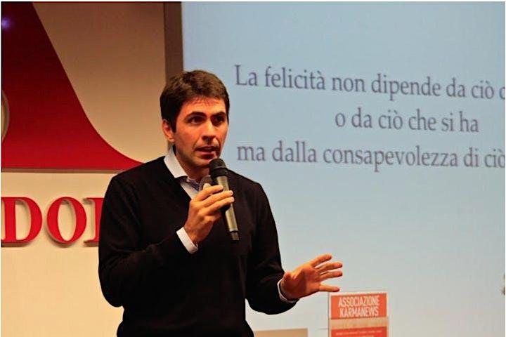 Immagine Seminario con Daniel Lumera:  La Cura del Perdono in Piemonte
