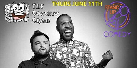 The Comedy Crate tickets
