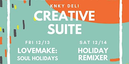 KNKY Deli - Creative Suite