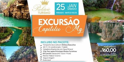 Trip Capitolio - MG 25/01/2020 (Feriado)