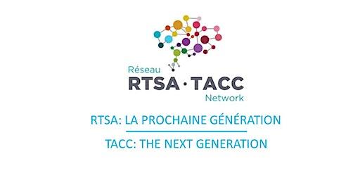TACC 3rd Scientific Conference - RTSA 3e conférence scientifique