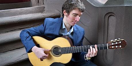 Tobias James: Classical Guitar Recital tickets