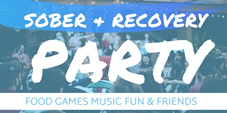 PHX Sober & Recovery Party tickets