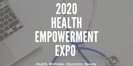 2020 Health Empowerment Expo tickets