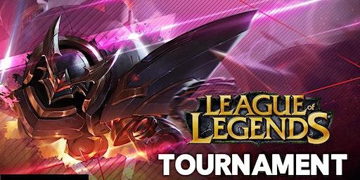 NYC $1000 League of Legends Tournament