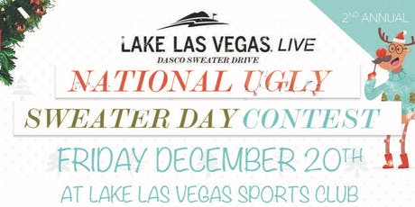 National Ugly Sweater Day Contest tickets