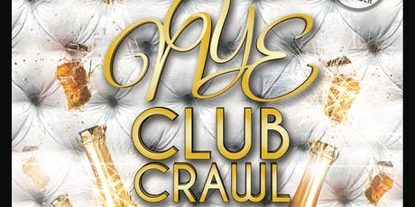 New Year's Eve Hollywood Club Crawl tickets