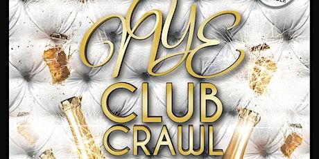 New Year's Eve Hollywood Club Crawl tickets