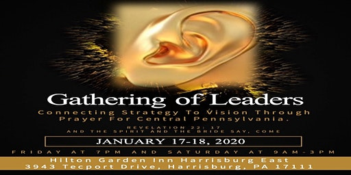 Central PA - Gathering of Leaders