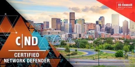 Certified Network Defender (CND) Masterclass – Denver, CO tickets