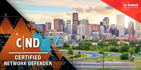 Certified Network Defender (CND) Masterclass – Denver, CO tickets
