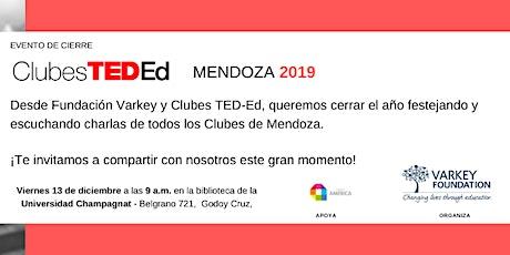 CLUBES TED-Ed Mendoza 2019, evento de cierre entradas