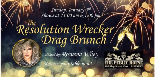 Resolution Wrecker Drag Brunch