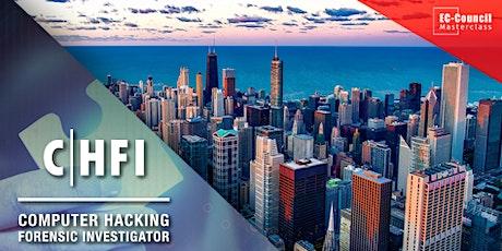 Computer Hacking Forensic Investigator (CHFI) Masterclass  – Chicago, IL tickets
