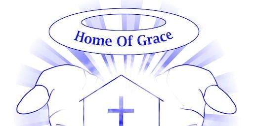 Home of Grace 2nd Birthday Dinner