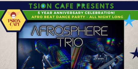 Afrobeat Dance Party w/ the Afrosphere Trio tickets
